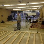 Work Day – Wall Building